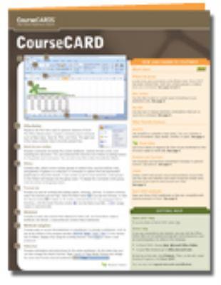 HTML 4.0 Coursecard 9780619286897