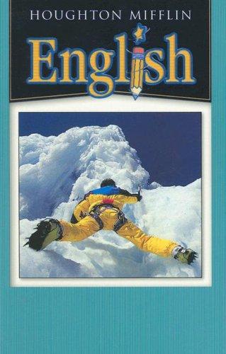 Houghton Mifflin English 9780618310050