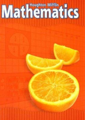 Houghton Mifflin Mathematics 9780618099764