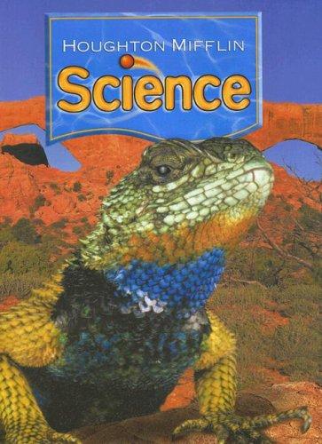 Houghton Mifflin Science 9780618492268
