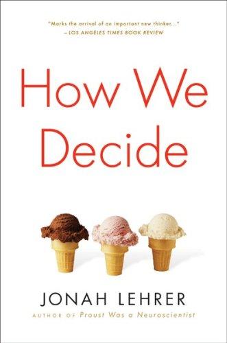 How We Decide 9780618620111