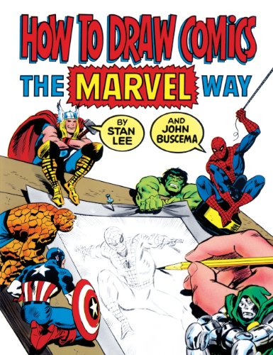 How to Draw Comics the Marvel Way 9780613919098