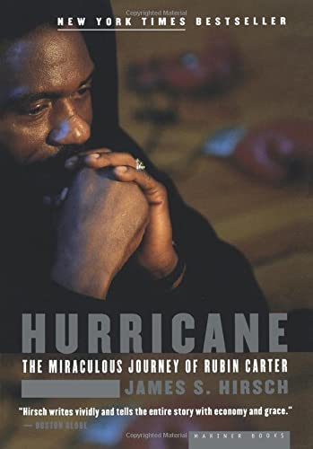 Hurricane: The Miraculous Journey of Rubin Carter 9780618087280
