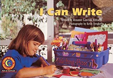 I Can Write 9780613342674