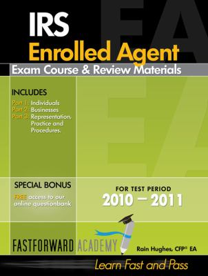 IRS Enrolled Agent Exam Course and Review Materials 9780615352459