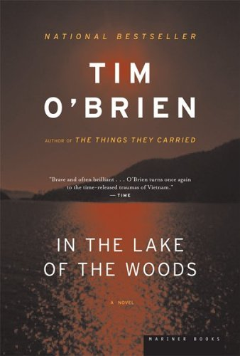 In the Lake of the Woods by Tim O'Brien - Reviews, Description ...