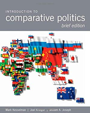 Introduction to Comparative Politics, Brief Edition 9780618866830