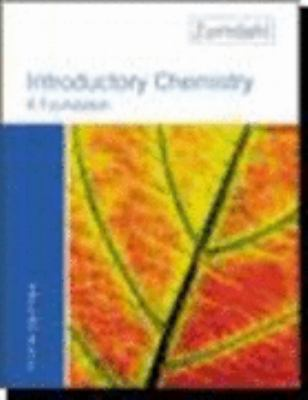 Introductory Chemistry: A Foundation 9780618304998