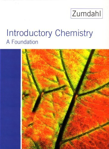 Introductory Chemistry: A Foundation, Media Update: Text with Student Support Package 9780618343423