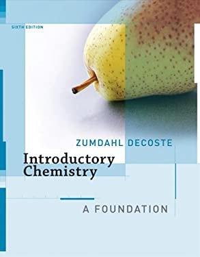 Introductory Chemistry: A Foundation 9780618803279