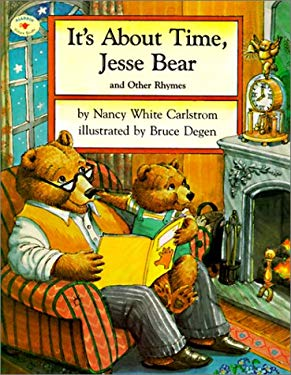 It's about Time Jesse Bear 9780613081009