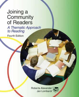 Joining a Community of Readers: A Thematic Approach to Reading 9780618922475