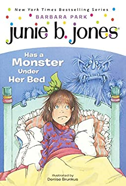 Junie B. Jones Has a Monster Under Her Bed 9780613019330