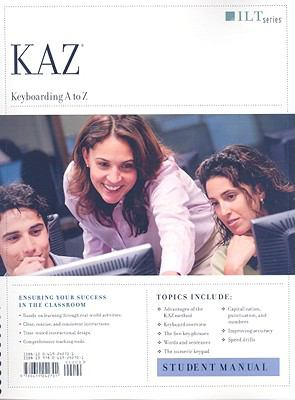 KAZ (Keyboarding A to Z) 9780619242701