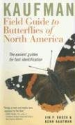 Kaufman Field Guide to Butterflies of North America 9780618768264