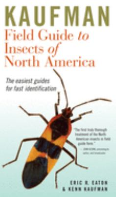 Kaufman Field Guide to Insects of North America 9780618153107