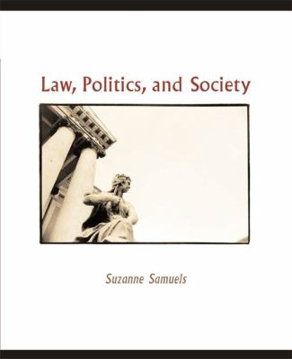 Law, Politics, and Society 9780618376513