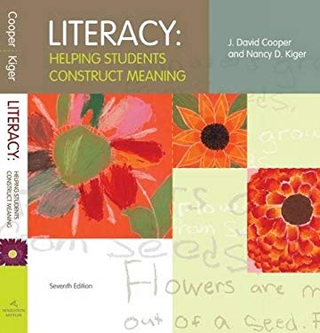 Literacy: Helping Students Construct Meaning 9780618907083