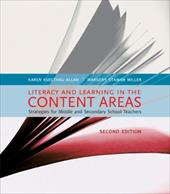 Literacy and Learning in the Content Areas: Strategies for Middle and Secondary School Teachers 2339668