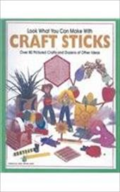 Look What You Can Make with Craft Sticks: Over 80 Pictured Crafts and Dozens of Other Ideas 2291738