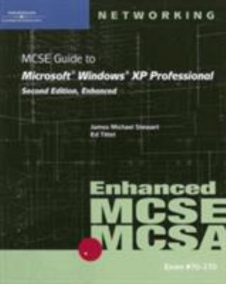 MCSE Guide to Microsoft Windows XP Professional [With CDROM] 9780619217518