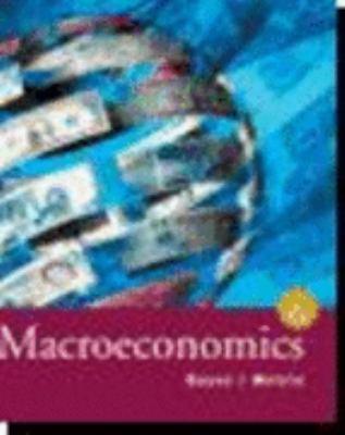 Macroeconomics 9780618476596