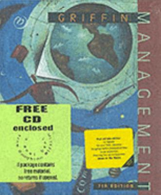 Management with Student CD-ROM, Seventh Edition 9780618173693