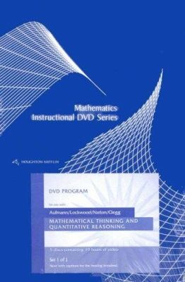 Mathematical Thinking and Quantitative Reasoning 9780618777464