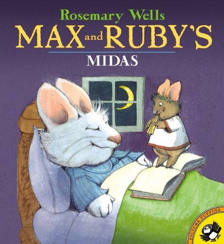 Max and Ruby's Midas 9780613672870