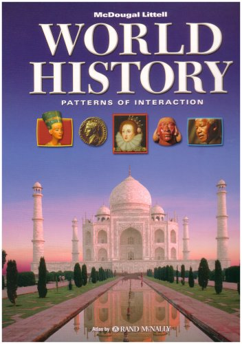 Mcdougal littell world history online textbook activation code