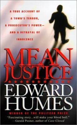 Mean Justice 9780613261746