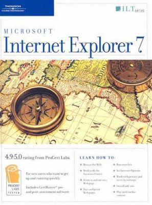 Microsoft Internet Explorer 7 9780619204433