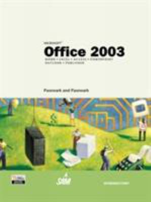 Microsoft Office 2003: Introductory Course 9780619183394