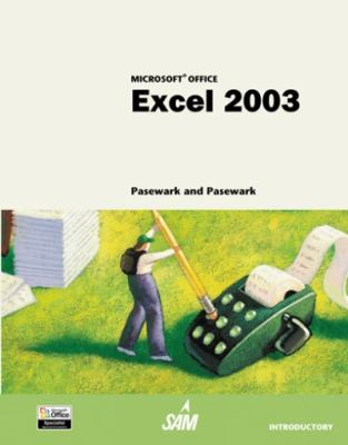 Microsoft Office Excel 2003: Introductory Tutorial 9780619183530