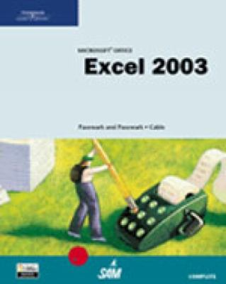 Microsoft Office Excel 2003: Complete Tutorial 9780619183547