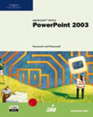 Microsoft Office PowerPoint 2003: Introductory Tutorial 9780619183578