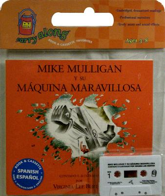 Mike Mulligan y su Maquina Maravillosa [With] Book 9780618011360