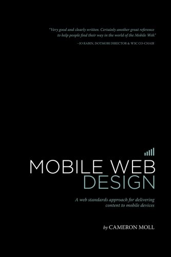 Mobile Web Design 9780615185910