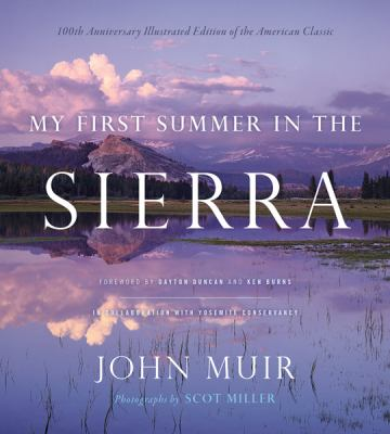 My First Summer in the Sierra: Illustrated Edition 9780618988518