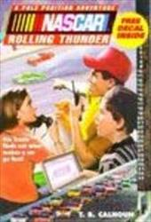 NASCAR #01 Rolling Thunder: Pole Position Adventures #1 with Sticker 2278035