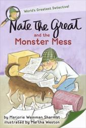 Nate the Great and the Monster Mess 2286687