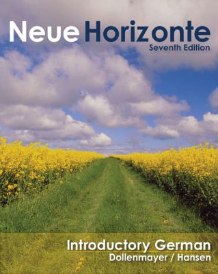 Neue Horizonte: Introductory German 9780618954797