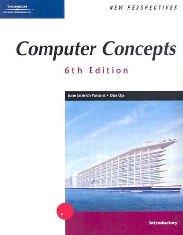 New Perspectives on Computer Concepts: Introductory [With CDROM] 9780619100049