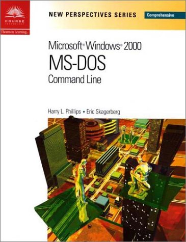 New Perspectives on DOS for Windows 2000 Power Users 9780619019761