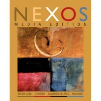 Nexos Media Edition: Text with In-Text Audio CD 9780618716838