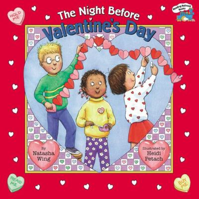 The Night Before Valentine's Day 9780613315272