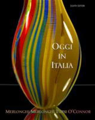 Oggi in Italia: A First Course in Italian 9780618678129