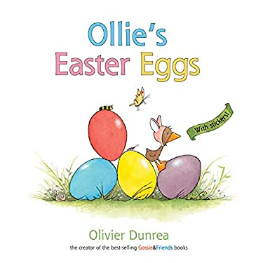 Ollie's Easter Eggs [With Sticker(s)] 9780618532438