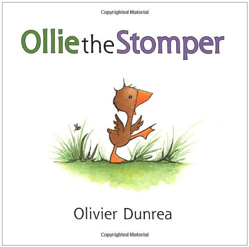 Ollie the Stomper 9780618339303