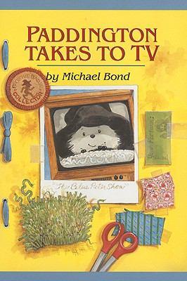 Paddington Takes to TV 9780613990318